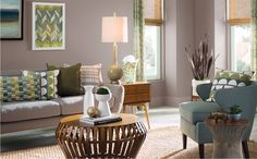 Learn which neutrals are best to warm up your home. Read article.>