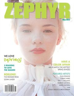 ZEPHYR Magazine: ZEPHYR Magazine - May 2013 [Issue #7], $15.00 from MagCloud