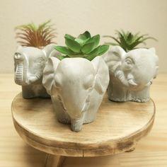 Molde de Trio Vaso Elefante G Ref-041 139, Garden Sculpture, Outdoor Decor, Home Decor, Barrel, Incense, Jars, Vases, Molde