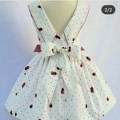 New Kurti Designs, Designs For Dresses, Little Girl Dresses, Girls Dresses, Flower Girl Dresses, Little Girl Fashion, Kids Fashion, Sewing Projects For Kids, Fashion Sewing