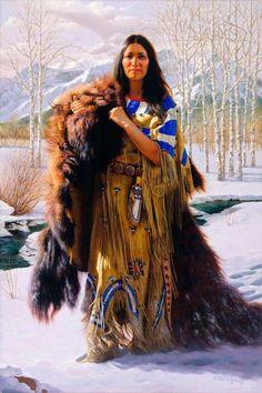 karen noles   Fine Art Native American Indians by Karen Noles & Other Indian art