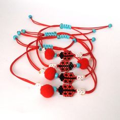 Macrame Bracelets, Gypsy Soul, Beading, Handmade Jewelry, Jewels, Jewellery, Thoughts, My Favorite Things, Crafts