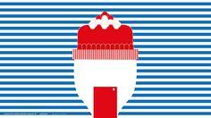 19th August was born Nanni Moretti  UN PASTICCIERE TROTZISTA NELLA  ROMA DEGLI ANNI 50 Anni Memorabili 2015 on Behance
