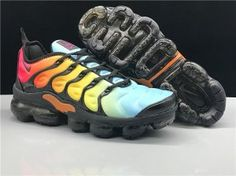 6ffbff76bf977 Nike Air Vapormax Plus TN Multi-Color Men s Running Shoes Jordans Sneakers