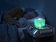 The Star Trek White Noise Sleep Machine at Think Geek April Fools Pranks, April Fools Day, Cool New Gadgets, Star Wars, Kid Movies, Cool Tech, Geek Girls, Shut Up, Tecnologia