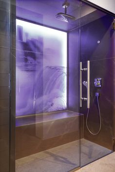 Steam Bath/room by VSB Wellness - Stoombad gemaakt door VSB Wellness Steam Room Shower, Wellness Resort, Steam Bath, Sauna Room, Spa Rooms, Salon Ideas, Bathroom Interior Design, Modern House Design, Bath Room