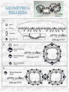 P@tty Perline : Geometrica Bellezza