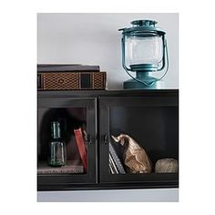 Love this lantern. I can take it home after the wedding. MÖRKT Lantern for tealight - IKEA