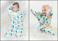 Nanny to Mommy: Zipadee-Zip Giveaway from Sleeping Baby, Ends 7/24