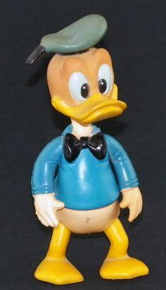 Vinyl Donald Duck