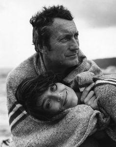 Bryan Brown and his wife, the luminous Rachel Ward