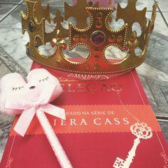 Diário da Seleção é tão lindo que da vontade de abraçar rs #book #livro #princess #euinsisto #instalivro #blogeuinsisto
