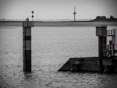 Weser / Festungsinsel / Copyright Horst H. Barsuhn; Bremerhaven (Germany)