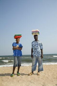 Anais Lopez, Only in Burundi