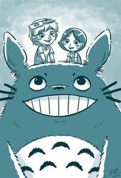 New Movies, Good Movies, Song Of The Sea, Love Movie, Movie Tv, My Neighbor Totoro, Comic Games, Cartoon Wallpaper, Studio Ghibli