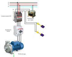 [Solucionado] - Contactor y relevo termico - Esquema electrico monofasico - Electricidad domiciliaria - YoReparo