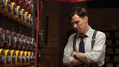 Benedict Cumberbatch talks about  Alan Turing and Enigma | CBS Sunday Morning .. Interview