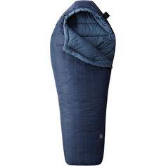 Mountain Hardwear Women's Hotbed Torch Sleeping Bag, Grey