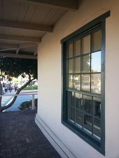 Larkin House,  Monterey.