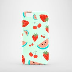A personal favorite from my Etsy shop https://www.etsy.com/listing/235014194/fruit-salad-phone-case-bright-colour