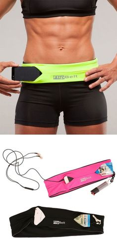 Holds Your Valuables // Without Weighing You Down While You Workout or Garden! #genius