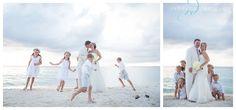 family wedding destination wedding in Grand Cayman
