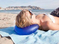 cuscino da spiaggia!!! #limoni #summerbag