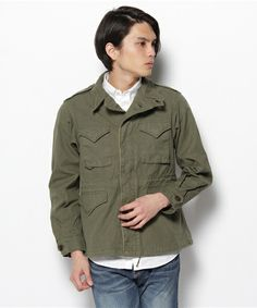 TOYO × fennica / Field Jacket