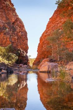 Explore the amazing National Parks & Reserves Alice Springs has to offer. Outback Australia, Visit Australia, Western Australia, Australia Travel, Oh The Places You'll Go, Places To Travel, Places To Visit, Australia Landscape, Australian Road Trip
