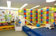 Brinquedoteca Indoor Playroom, Church Nursery, Dream Boy, School Architecture, Kid Spaces, School Design, Kids Room, Projects To Try, Images