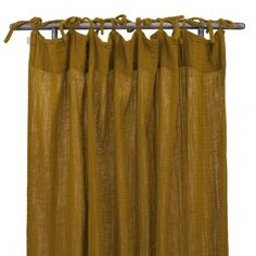 Numero 74 Curtain - mustard yellow `One size Details : Cotton, 1 piece(s), Handcrafted, Traditionally dyed * Composition : 100% Cotton * Color : Mustard yellow * 100 cm x 290 cm. * Machine washable on delicate cycle, 30°C max http://www.MightGet.com/january-2017-13/numero-74-curtain--mustard-yellow-one-size.asp