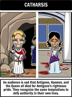 Creon and antigone essay example