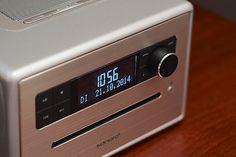 www.sonoro.de sonoroCD – Das Musiksystem fürs Schlafzimmer bei KlonBlog im Test. #design #radio #test #review #cd #hifi #audio