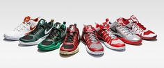 """NIKE LUNAR TR1 WEEK ZERO COLLECTION. New shoe for 8 """"elite"""" college programs."""