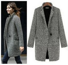 Elegant women winter wool coats   http://www.alipocket.com/item/free-shipping-elegant-women-winter-wool-coats-plus-size-grey-warm-cotton-trench-laides-velvet-thick-jacket-long-outdoor-overcoat-10043.html