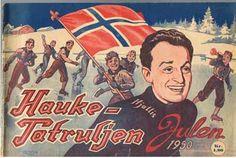 Haukepatruljen julen 1950