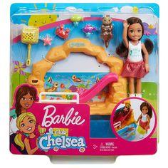 1945 – 2020 *** 2020 Barbie Collector NEWS 2020 Repro Barbie Dolls. Mattel Anniversary with a Repro Barbie Doll. Barbie® celebrates Mattel's anniversary with a reproduction o… Barbie Chelsea Doll, Barbie Doll Set, Barbie Sets, Doll Clothes Barbie, Barbie Doll House, Mattel Barbie, Girl Dolls, Barbies Dolls, Barbie Stuff