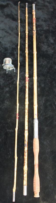 Vintage King Sport Bamboo Fly Fishing Rod