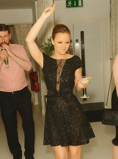 Kimberley Walsh doing Gangnam Style 😛 Prom Dresses, Summer Dresses, Formal Dresses, Nadine Coyle, Sarah Harding, Kimberley Walsh, Nicola Roberts, Cheryl Fernandez Versini, Girls Aloud