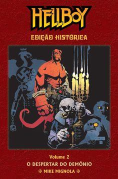 Hellboy Edição Histórica: O Despertar do Demônio - Volume 2 (2014)