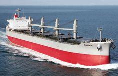 Amami K cargo ship