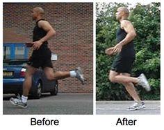 Pose Running Form