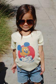 mickey #littlegirlfashion #fashionablechild #chicchild