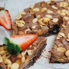My Dessert, Dessert Drinks, Desserts, Bagan, Baking Recipes, Cake Recipes, No Bake Snacks, Just Bake, Swedish Recipes