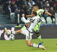 Juventus-Manchester City, il film della partita