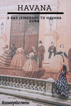 The BEST Itinerary for Havana. You can cover so much in 3 Days from the Spanish quarters to the Revolution era monuments to getting lost in Vieja Havana (old Havana) and more. An travel experience of a life time Cuba Travel, New Travel, Mexico Travel, Travel Usa, Cuba Itinerary, Cuba Pictures, Cuba Beaches, Visit Cuba, Photography Guide