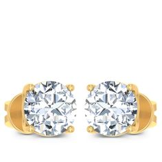 Shine Solitaire Earring Diamond Solitaire Earrings, Jewels, Sandals, Shoes, Shoes Sandals, Zapatos, Jewerly, Shoes Outlet, Shoe
