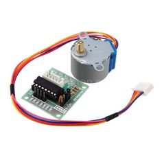Picture of Drive a Stepper Motor with an Arduino and a A4988 Stepstick/Pololu driver