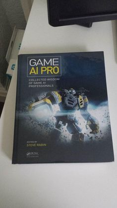 Just arrived :) #gamedev #gameai pic.twitter.com/ruhcPPXw6l