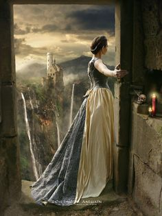 Elau O by Eithne Ni Anluain. Creates unique fantasy artwork and photography. Prints via Etsy. Fantasy Magic, Medieval Fantasy, Fantasy World, Fantasy Art, Fantasy Inspiration, Story Inspiration, Writing Inspiration, Character Inspiration, Fantasy Characters